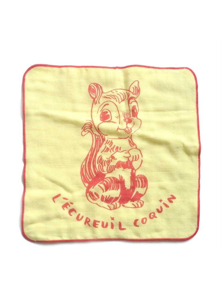 NATHALIE LÉTÈ Squirrel Towel