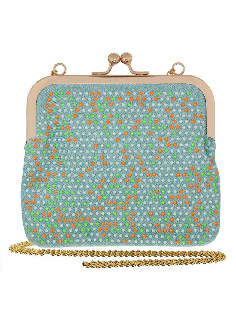 PLAY PURSE dotty chain purse