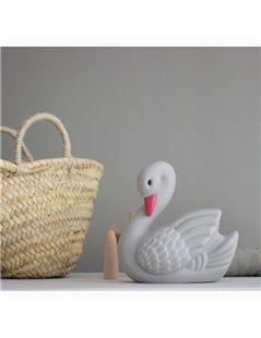 Lámpara mini Cisne azul