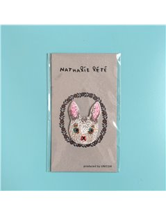 NATHALIE LÉTÈ Patch Rabbit
