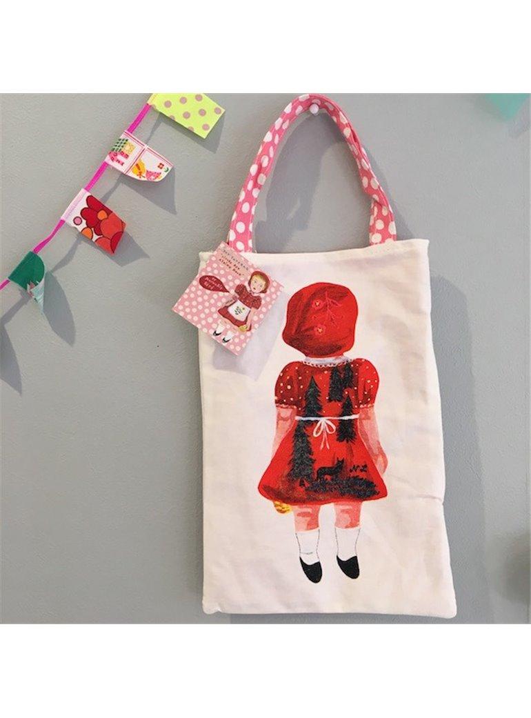 NATHALIE LÉTÈ Red Doll Tote