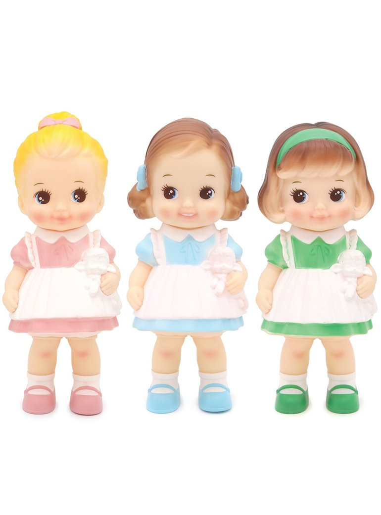 PAPERDOLLMATE Rubber Doll