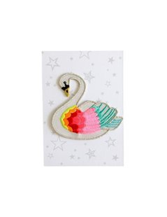 PATCH Rainbow Swan
