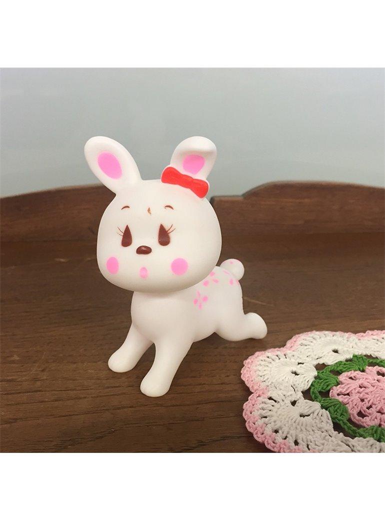 Lámpara mini Cisne rosa
