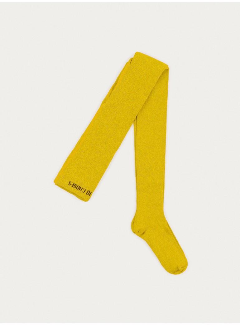 BOBO CHOSES Yellow Lurex...