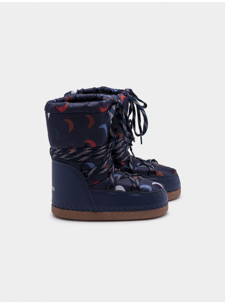 BOBO CHOSES Blue Cosmo Boots