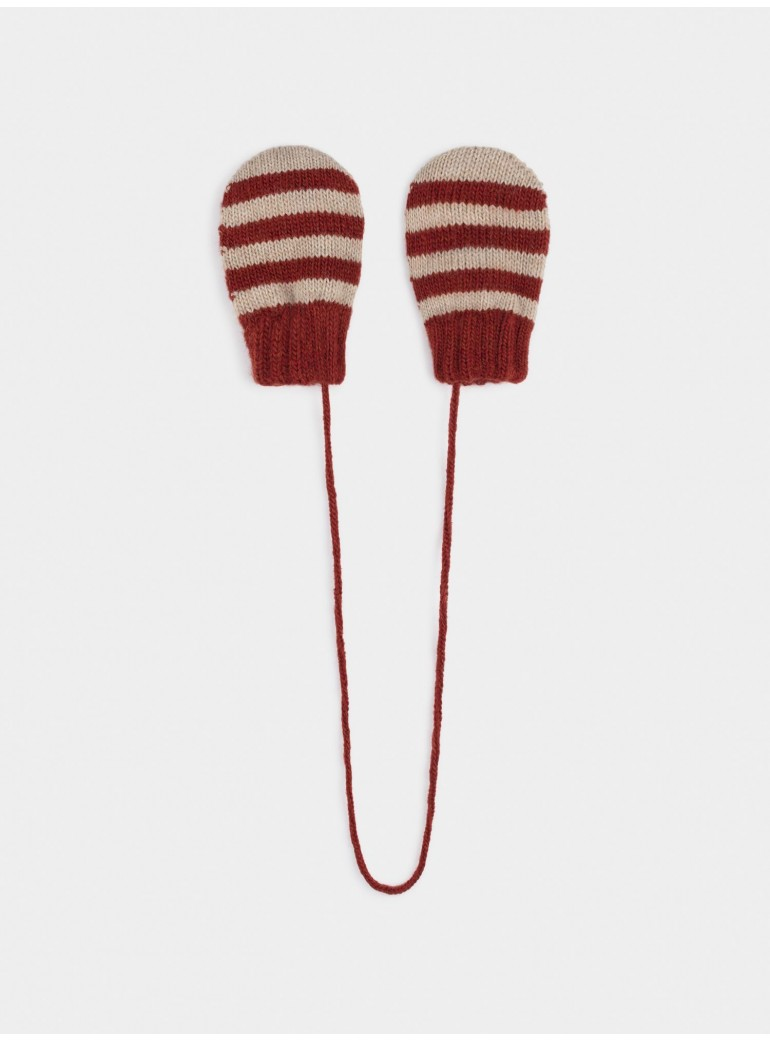 BOBO CHOSES Red Striped...