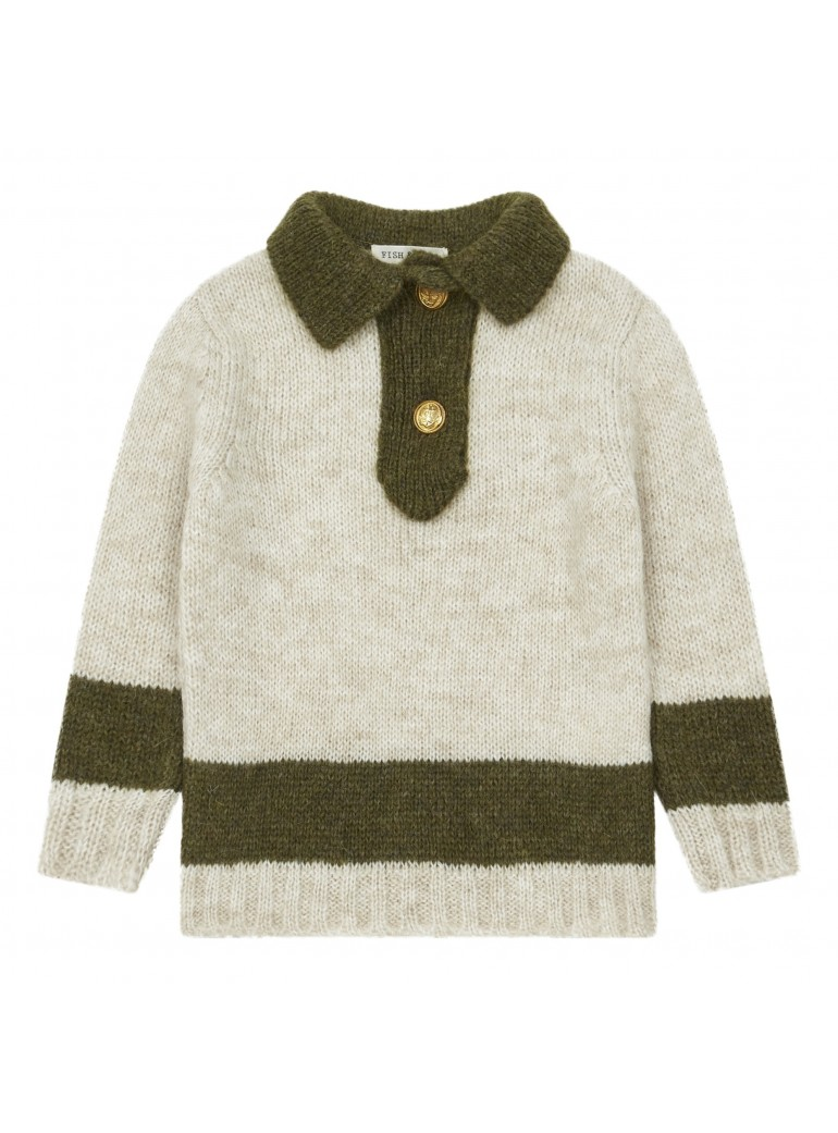 FISH&KIDS Knitted Jumper
