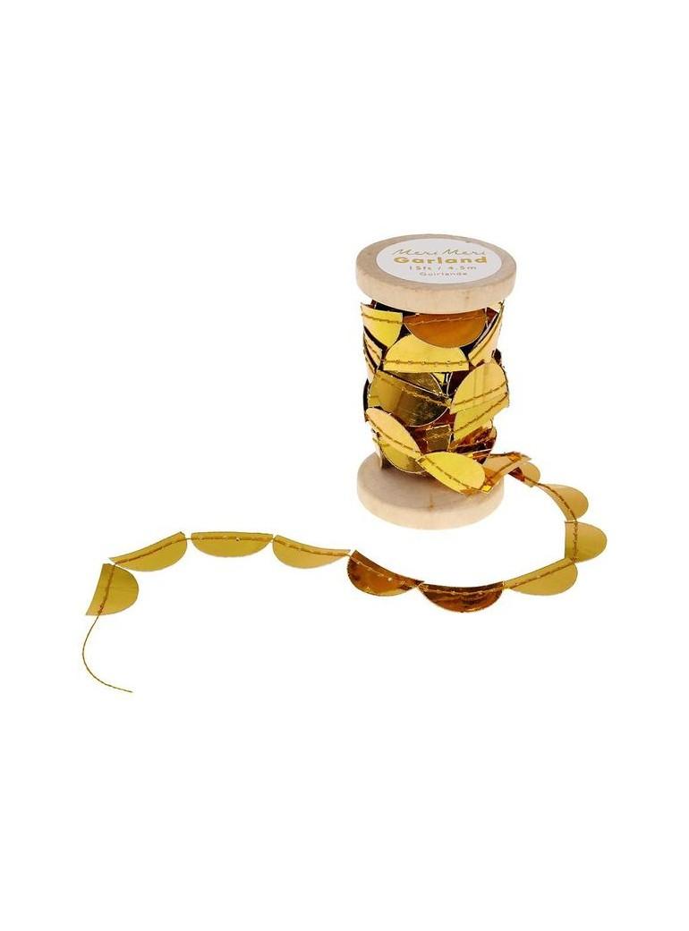 MERI MERI Gold Scallop...
