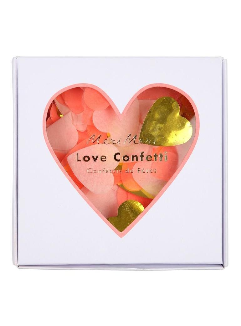 MERI MERI Heart Confetti