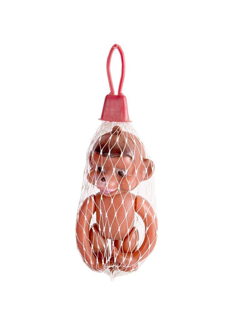 Mono de feria en red