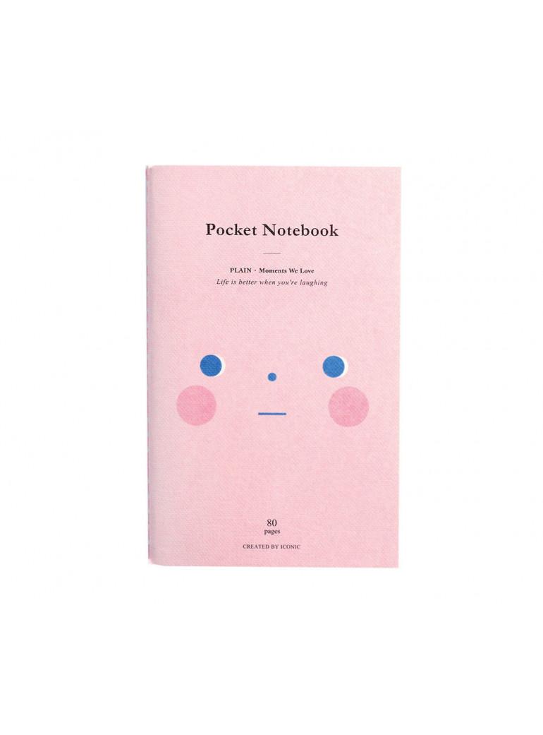 ICONIC Pocket Notebook