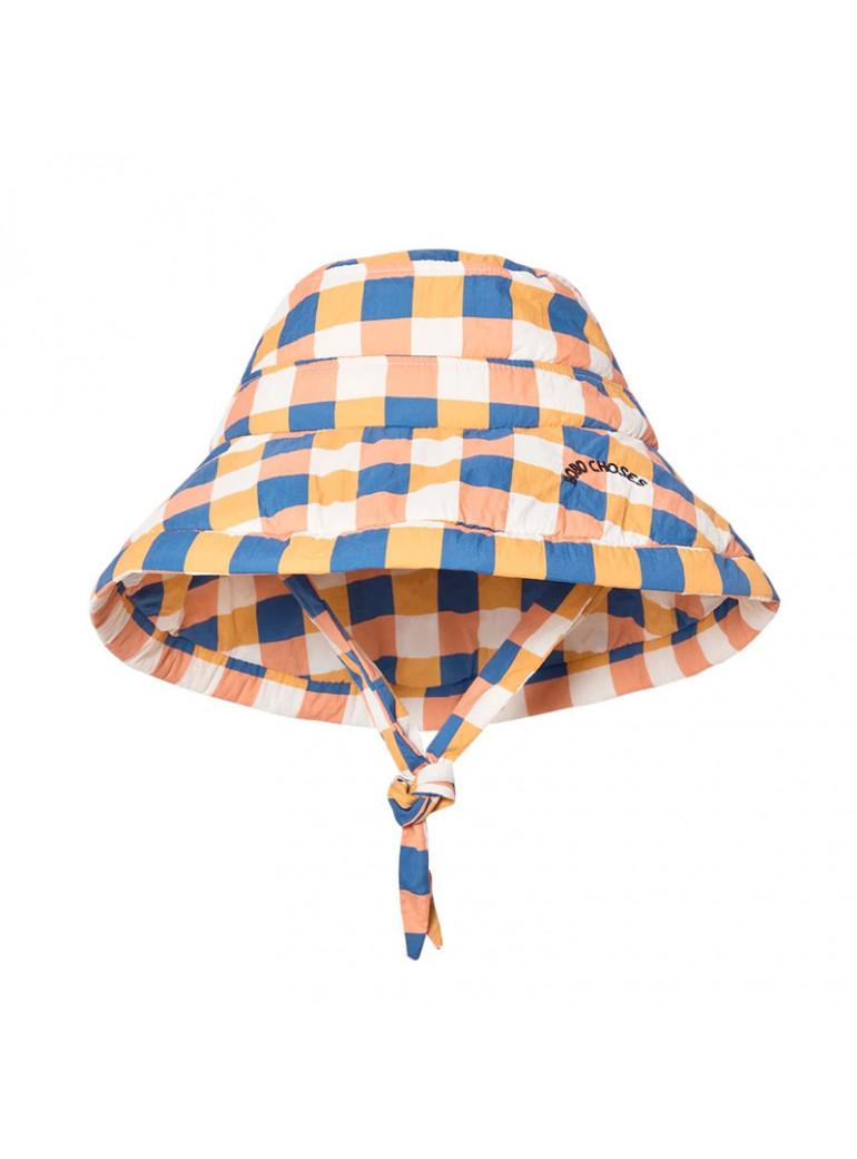 BOBO CHOSES Checker Hat