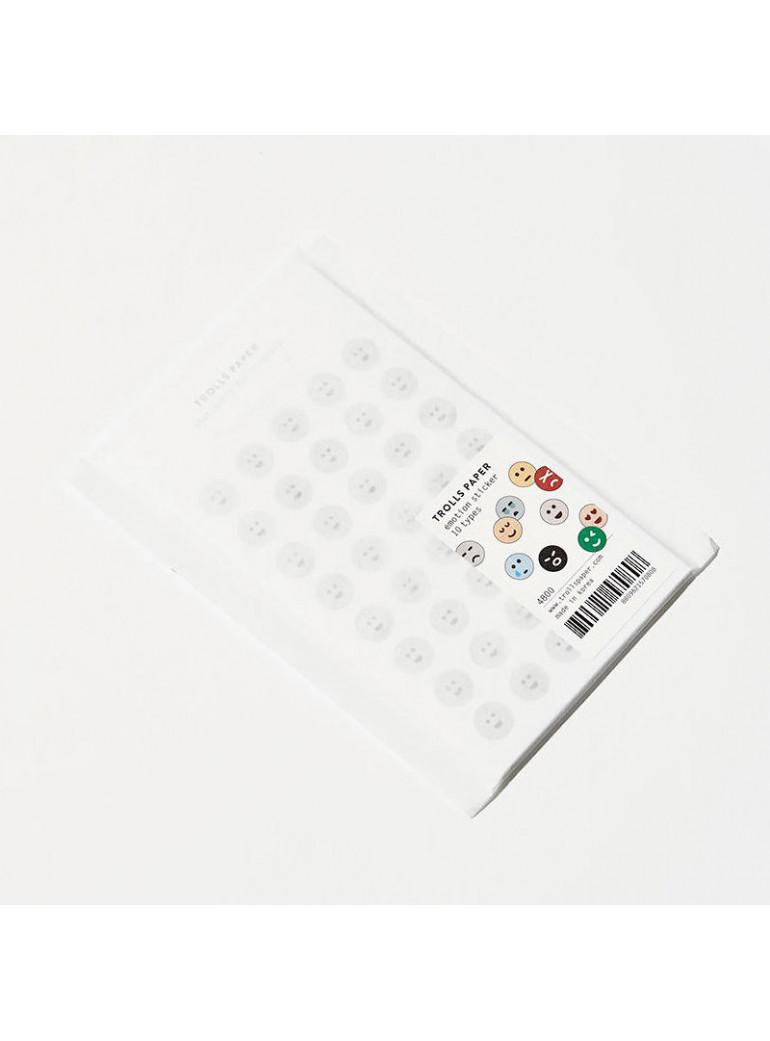 EMOTION Sticker 10 Type