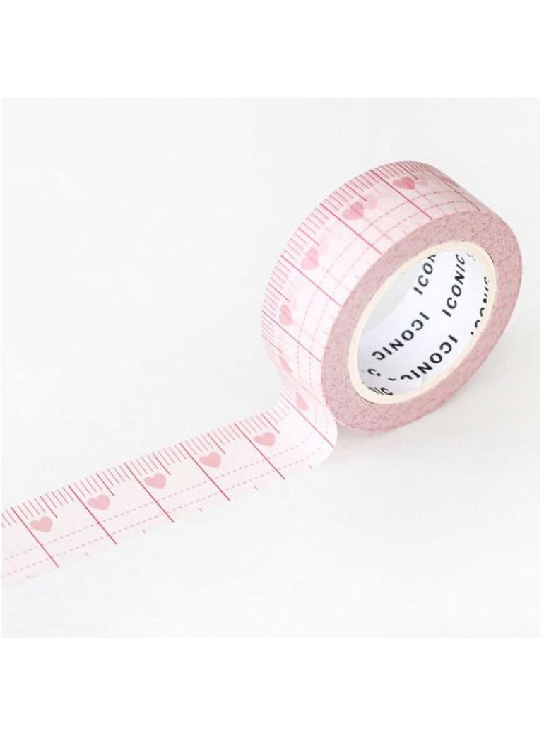 ICONIC Masking Tape - Ruler