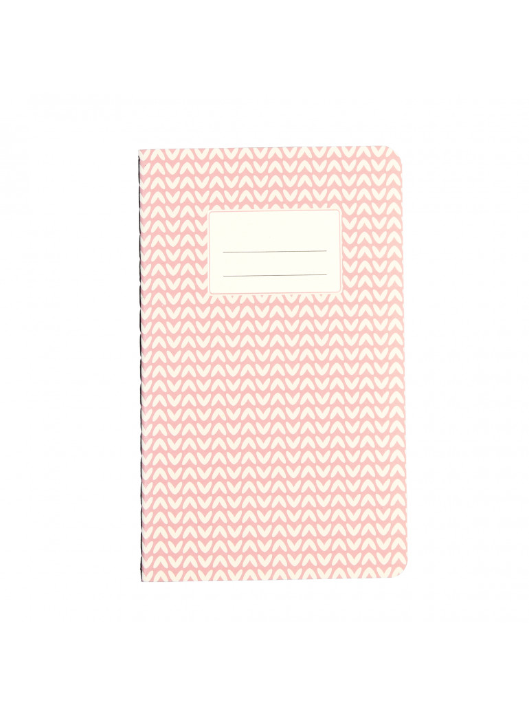 Small Pink Notebook