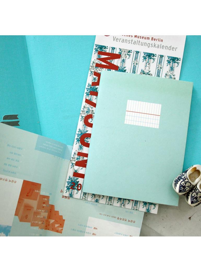 PAPERWAYS Mini Notebook -...