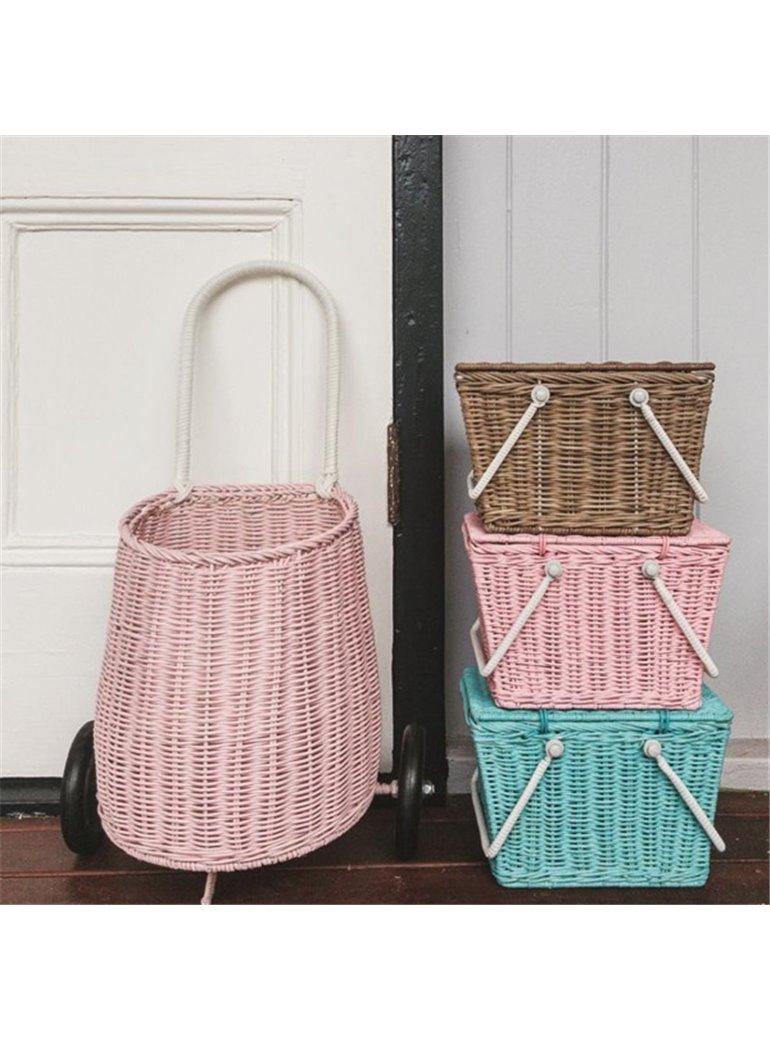 Piki Basket Pink
