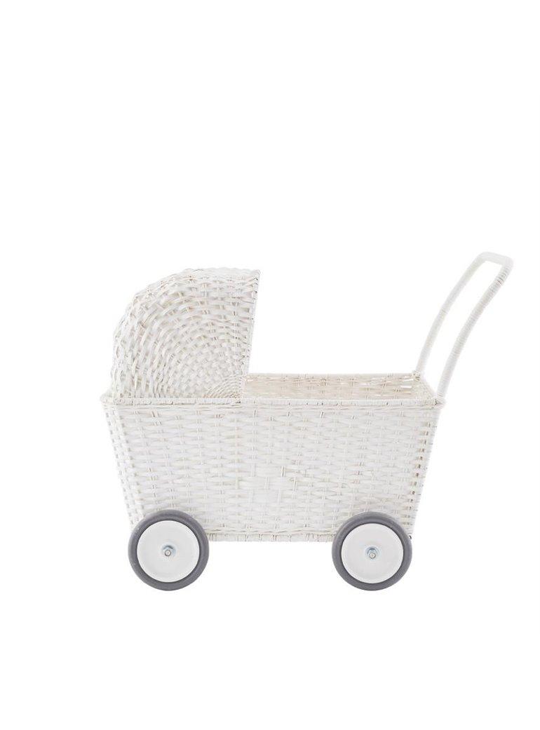 Strolley Basket Blanco