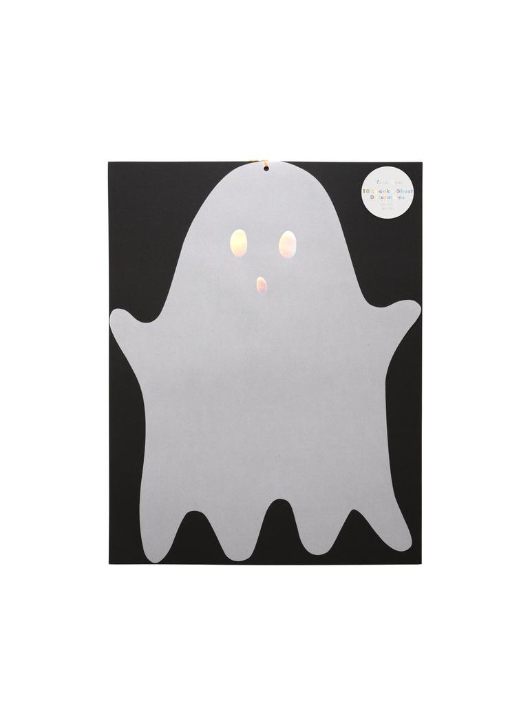 MERI MERI 10 Spooky Ghost...