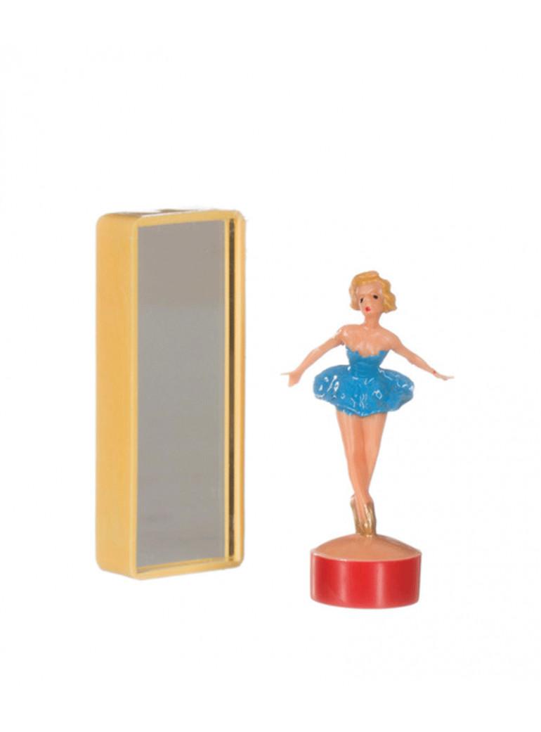 Magnetic Ballerina - Retro Toy