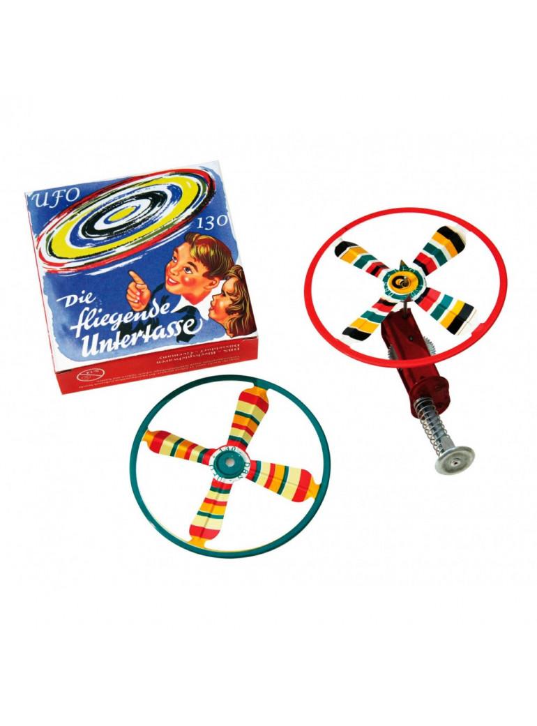 UFO Flying Toy - Retro Toy