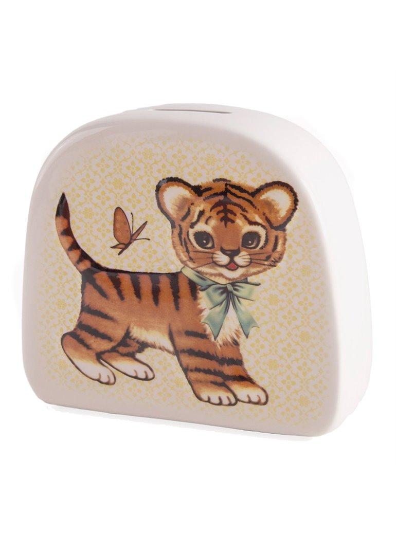 Hucha cerámica Tigre