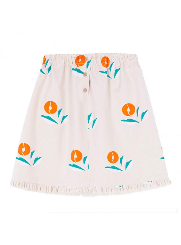 YELLOW PELOTA Plant Skirt -...