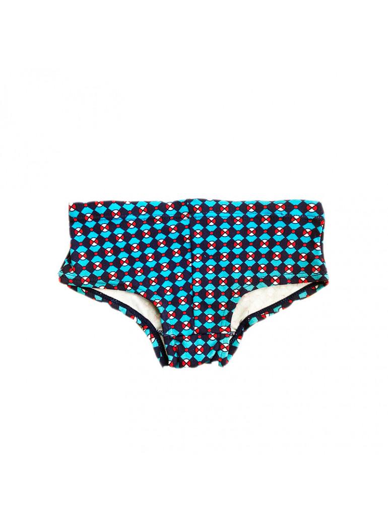 VINTAGE Boy Swim Trunks I...