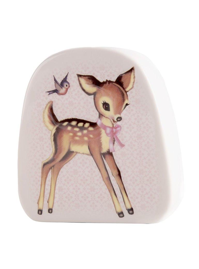 Hucha cerámica Bambi