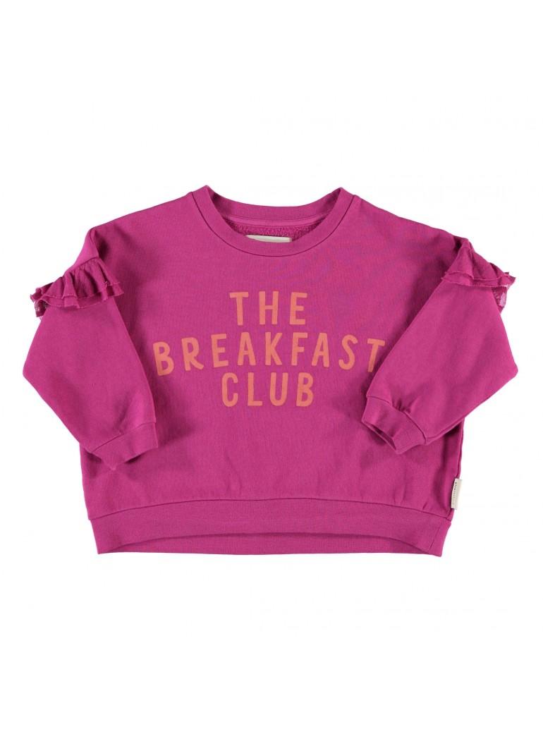 PIUPIUCHICK Sweatshirt w/...