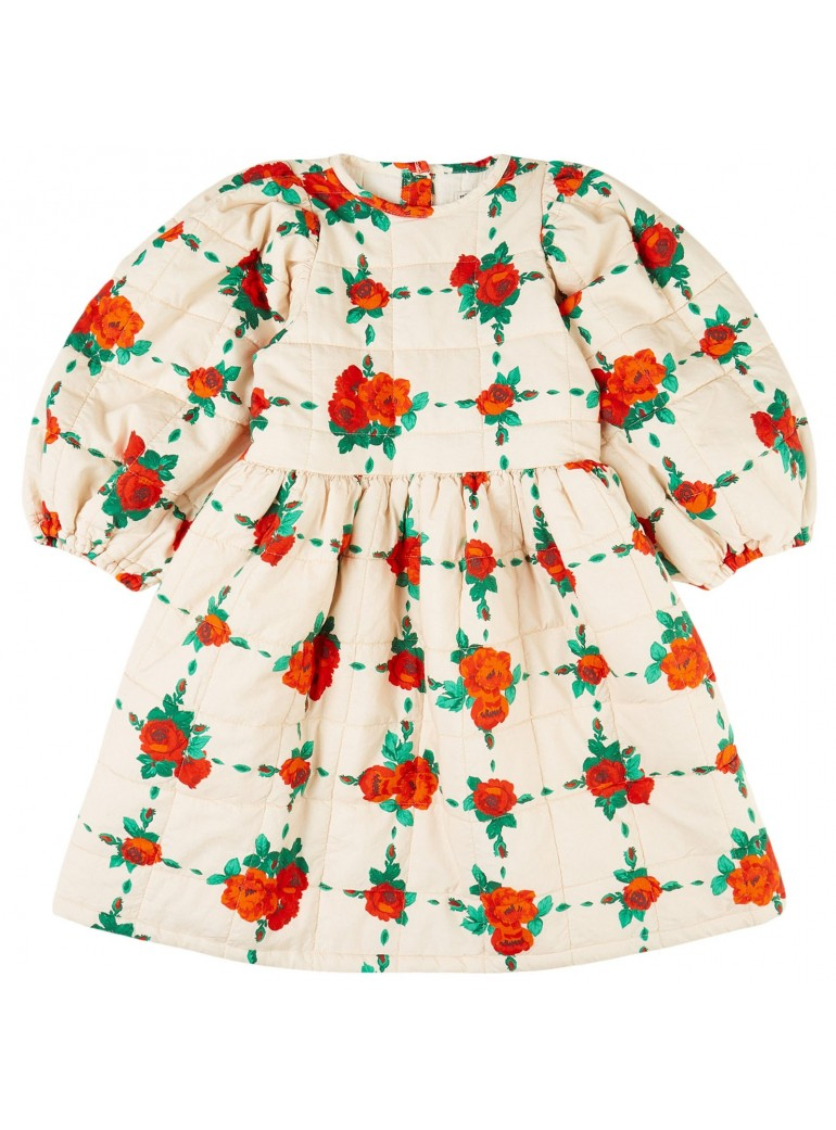 YELLOW PELOTA Suisse Dress
