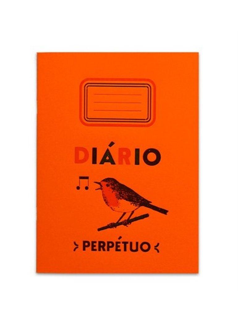 DIÁRIO Perpetuo Naranja