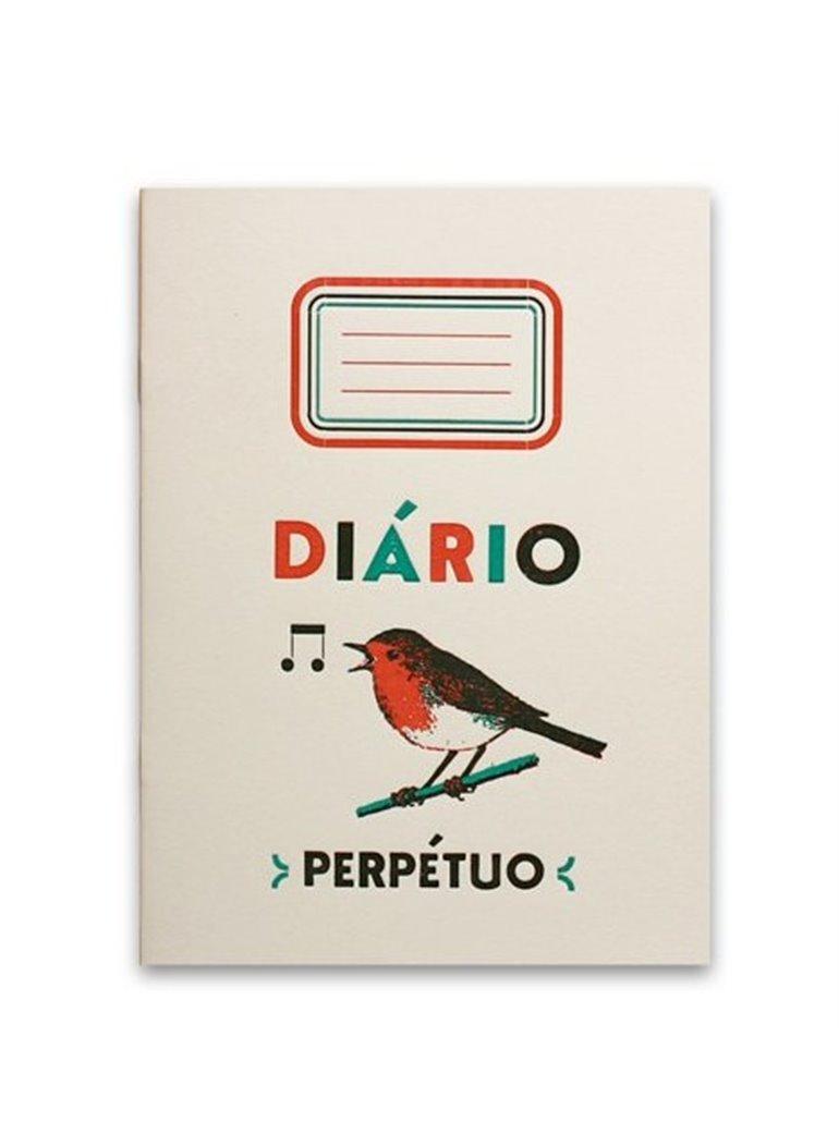 DIÁRIO Perpetuo blanco